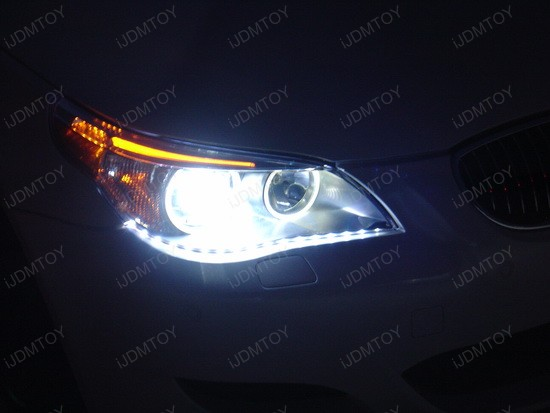 BMW - E60 - M5 - LED - strip - light - 3